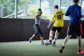 FREE - Women only friendly 5 a side football game in Shepherds Bush, West London