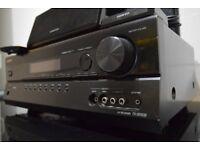 Onkyo HTS 6305 Setup - Onkyo 7.1 Amp TX-SR508 + Onkyo HTO 638 5.1 Speaker System