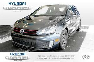 2011 Volkswagen GTI 2.0T Coupe TOIT OUVRANT - SIEGES CHAUFFANT