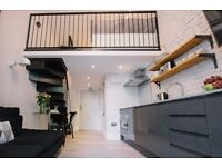 Amazing SHORT LET 6 WEEKS* Luxury Duplex HIGH CEILING + BALCONY with great view, Newly Refurbished