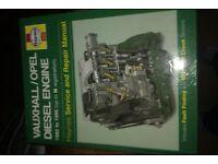 vauxhall opel diesel engine haynes manual