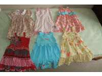 3-4 year old girl's dresses (Very good condition)