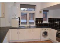 Split level,spacious 3 bedroom flat.Golders Green Road.