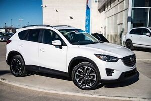 2016 Mazda CX-5 GT AWD - 100% accident free, one owner.