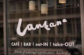 Sous Chef for Lantana Shoreditch