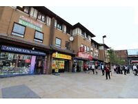RECENTLY FULLY RENOVATED next to Romford Station 2 bedrooms Purposed Built 1st Floor Flat for Rent
