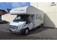 Chausson Motorhome Flash S3 with bunk beds, 40500 miles .