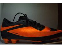 Boxed Nike Hypervenoms. Rarley used and in almost new condition