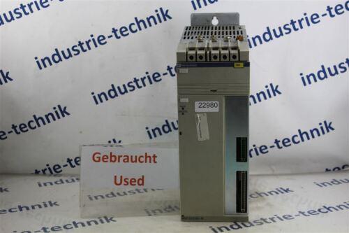 Telemecanique MSP52D801M Servo Drive