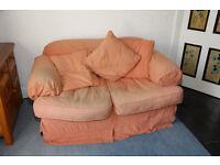Pair of 2-seater sofas
