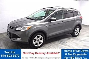 2014 Ford Escape SE LEATHER! HEATED SEATS! REAR CAMERA! POWER PA