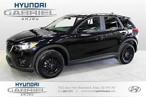 2016 Mazda CX-5 Touring COMME NEUF! CUIR! GPS!