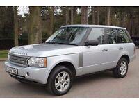 Land Rover Range Rover 3.0 TD Vogue 5dr TOP OF THE RANGE~DVDs~CAMERA