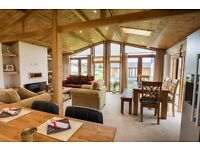 luxury lodges on 5 star resort