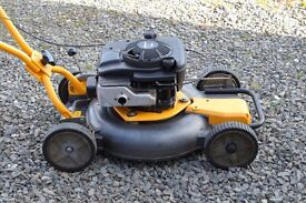 Stiga Multiclip PRO 51S push along petrol lawnmower 51cm cut Briggs & Stratton engine