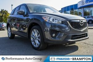 2015 Mazda CX-5 GT. ROOF. BACKUP CAM. LEATHER. BLUETOOTH. PWR SE