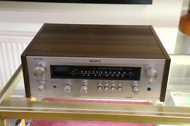 SONY STR-7015 SUPERB VINTAGE STEREO AMPLIFIER/RECEIVER With Original Box