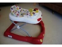 Graco baby walker, very good condition, for sale £15