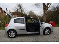 08 renault clio- VERY LOW MILEAGE £2000 ONO