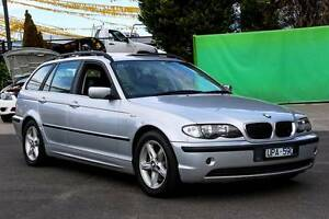 2002 BMW 320i Auto Touring Wagon Ringwood Maroondah Area Preview