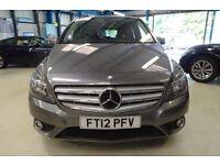 Mercedes B180 CDI BLUEEFFICIENCY SE (tenorite grey metallic) 2012