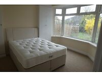 Spacious Double Room - Free WiFi, All Bills & Cleaner included - Perivale