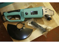"Angle grinder 9"" 2050W"