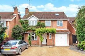 4 bedroom house in Hailsham Close, Sandhurst, GU47