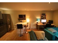 Furnished 1 Bed Flat (2 month short term let)- all bills included - with swimming pool and Sauna