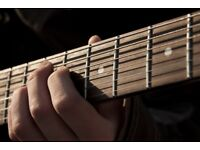Guitar Lessons, £15 per hour, Beginner/Intermediate/Advanced, Mutley, Plymouth