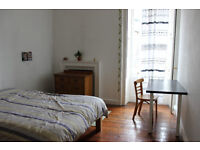 Peaceful room in a central flat available short term