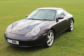 Porsche 911 Carrera 4 996 Nice Condition Lots spent and well looked after
