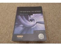 Corporate Strategy by Richard Lynch 2nd edition textbook