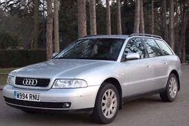 Audi A4 AVANT 1.8 SE 5dr EXCELLENT EXAMPLE