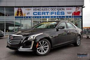 2017 Cadillac CTS SEDAN LUXURY 4X4, TOIT OUVRANT, NAVIGATION