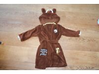 Gruffalo Belted Dressing Gown (M&S) – 4-5 yrs