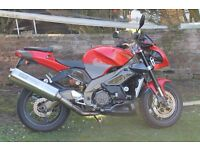 Aprilia Tuono Fighter 1000cc V Twin