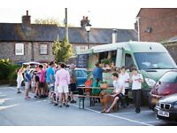 Part Time Mobile Catering supervisors with The Pizza Oven Street Food Business