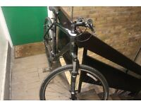 Bike parts: 1 sit, 2 wheels, 2 handles and a bike frame for £100