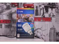 LIFX Colour 1000 Smart LED Multicolour Light Bulbs (Works with Alexa)