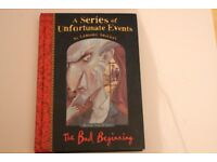 A Series of Unfortunate Events-The Bad Beginning-Lemony Snicket