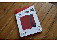 iPad AIR 2 Red STM Studio Sleek Fitted Case Folio Magnetic Cover BNIB RRP £35