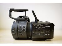 SONY NEX-FS700 VIDEO CAMERA WITH 4K OUTPUT!