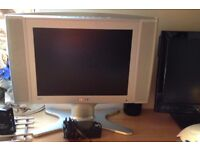 """Samsung tv and monitor combi 15"""" Fully Working"""