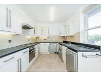 Newly refurbished four double bedroom flat over 1750 sq ft of living space in W2