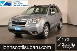 2014 Subaru Forester 2.5i Convenience 1.9%