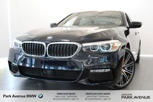 2018 BMW 5 Series 540i xDrive *M Pack/Driver Assistant/HUD*
