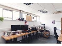 HACKNEY DOWNS STUDIOS / Studio 38: Bright office, studio for creative practices / East London
