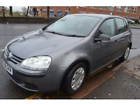 VOLKSWAGEN GOLF 1.6 FSI S 5dr (grey) 2006