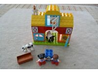 LEGO DUPLO MY FIRST FARM - MODEL No 10617. EXCELLENT CONDITION
